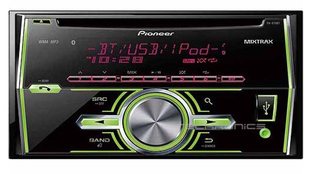 Pioneer FH-X721BT CD Receiver Driver Windows XP