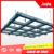 2017 Fashionable 3D decorative Aluminium Grille Office Ceiling