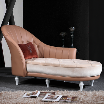 2017 Modern Fabric Chaise Sex Lounge Chair for Livingroom Furniture : fabric chaise - Sectionals, Sofas & Couches