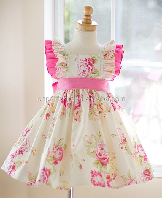 New Latest Modern Girls Dresses Girls Boutique Dress With ...
