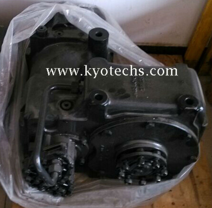 WHEEL EXCAVATOR TRANSMISSION GEAR BOX ASSEMBLY 2HL100 FOR R210W-7 R210W-9