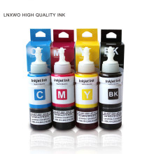 Good quality water based inkjet ink for epson L100/L200/L210/L355/L800 printer