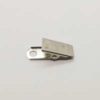 Metal Magnetic clamp for badge magnetic clip