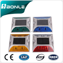 High Brightness plastic road stud,solar led street light,Outdoor solar light Road Stud