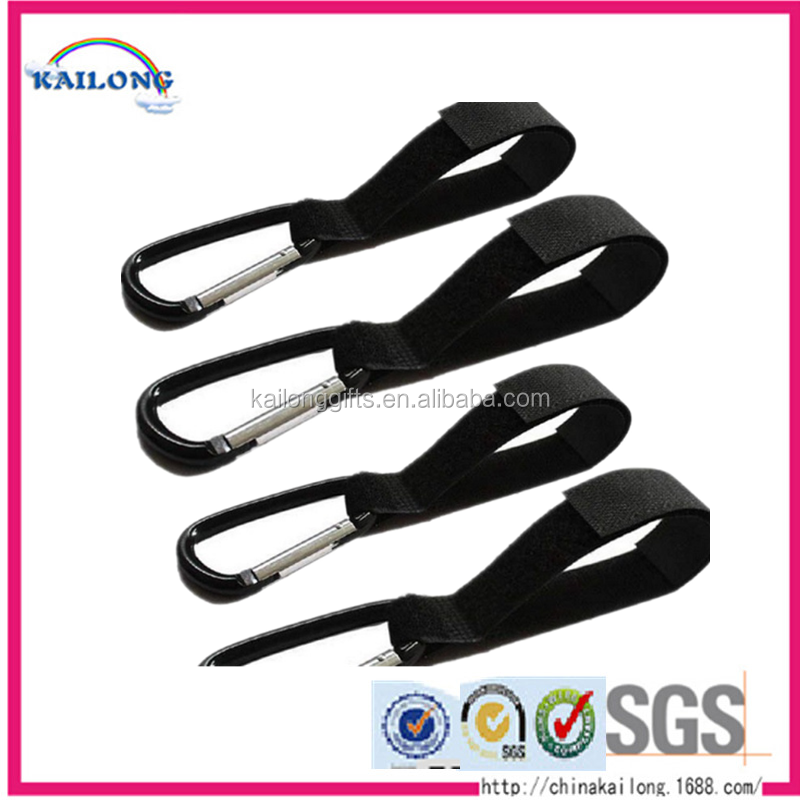 High Quality Baby Stroller 5*50 Spring Hook Black Supplier Factory With Screw