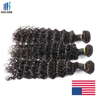 "cheap factory price human hair ,12""-28"" indian remy virgin human hair curly"