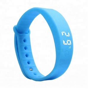 OEM ODM Potty Trainer Walking Fitness Tracker 3D Sensor Wrist Band Calories Wristband Usb Pedometers Step Counter