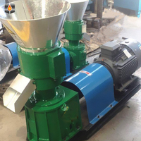 fish feed crumble machine mouse pig feed grinder pellet machine