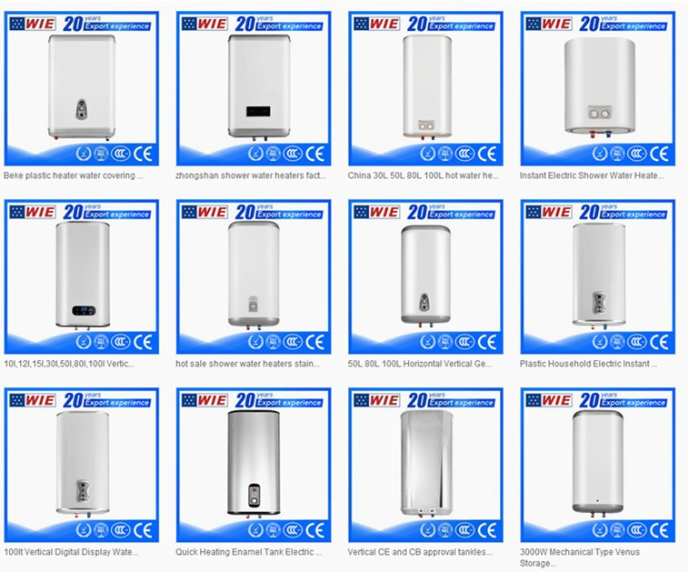 Touchable Geyser Water Heaters 30l-100l Discount Water Heater ...