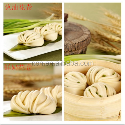 pastry products, Chinese Steamed Milk Roll