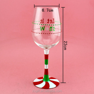Red Wine Glass Sublimation, Red Wine Glass Sublimation