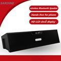 Original Sardine mini HIFI wireless Bluetooth Speaker Amplifier Stereo Portable Speakers bluetooth altavoz with mic FM