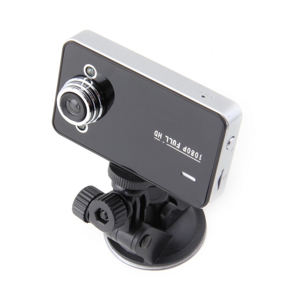 2.5'' LCD K6000 1080P Car Auto Black DVR High Quality Camera Video Durable Recorder Superior G-sensor