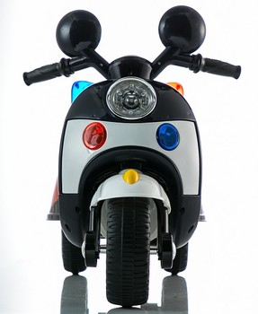 Battery operated push & pedal kids racing motorcycles