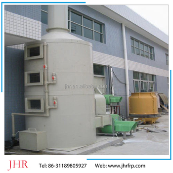 High Purification Efficiency Frp Tower/ Ammonia Scrubbing/gas Scrubbers/air  Cleaning - Buy Ammonia Scrubbing,Frp Gas Scrubbers,Air Cleaning Tower