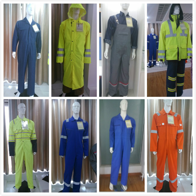 93c27253f97 factory price EN ISO 11611 used FR protective safety clothing for oil and gas  industry