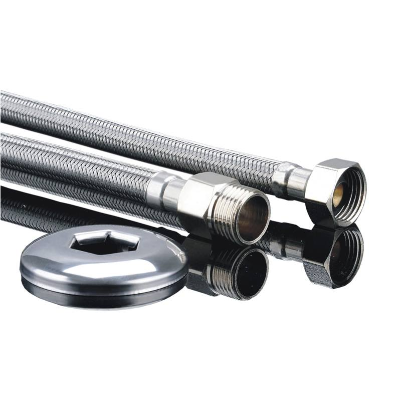 Stainless Steel Corrugated Water Connector <strong>Hose</strong>
