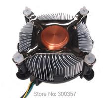 Desktop Computer PC LGA 775 CPU Heatsink Cooler Fan  4 Pin