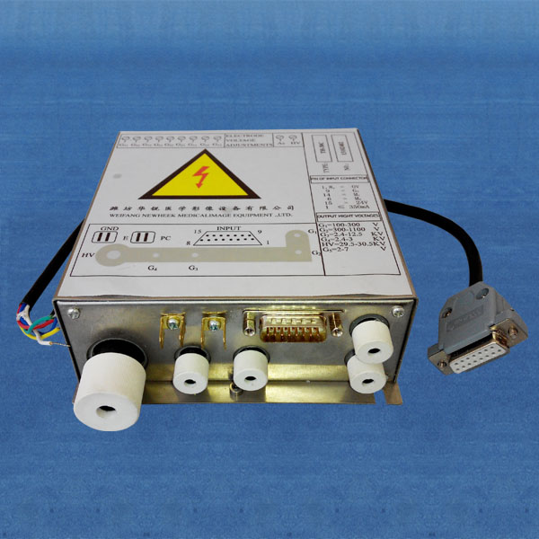 China factory hot selling high voltage high frequency dc power supply