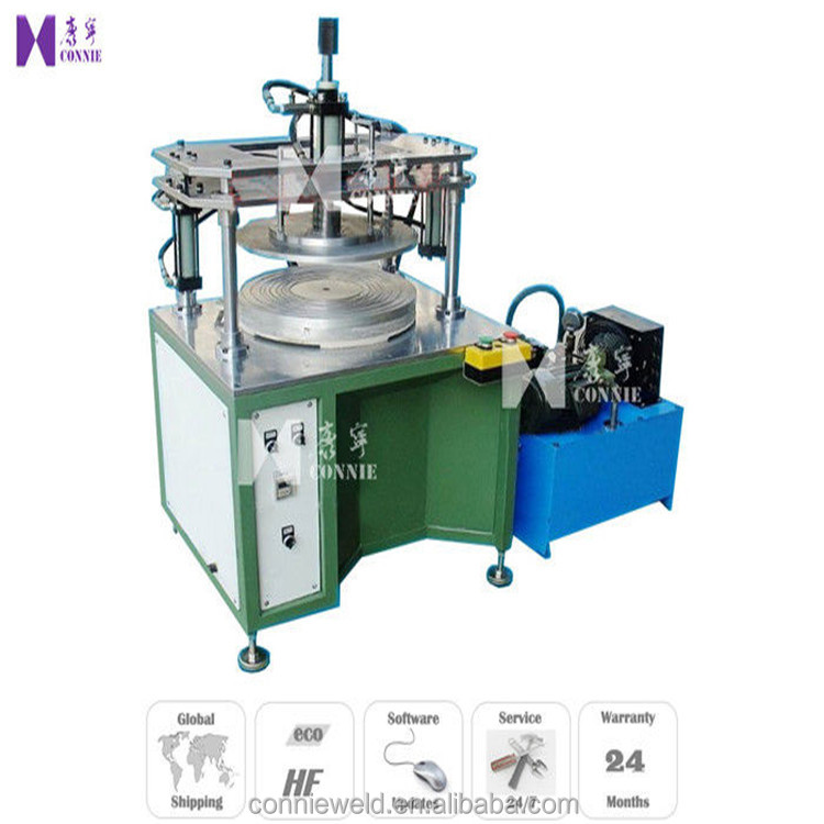 High Performance Plastic PET Cylinder PVC Tube Making Machine