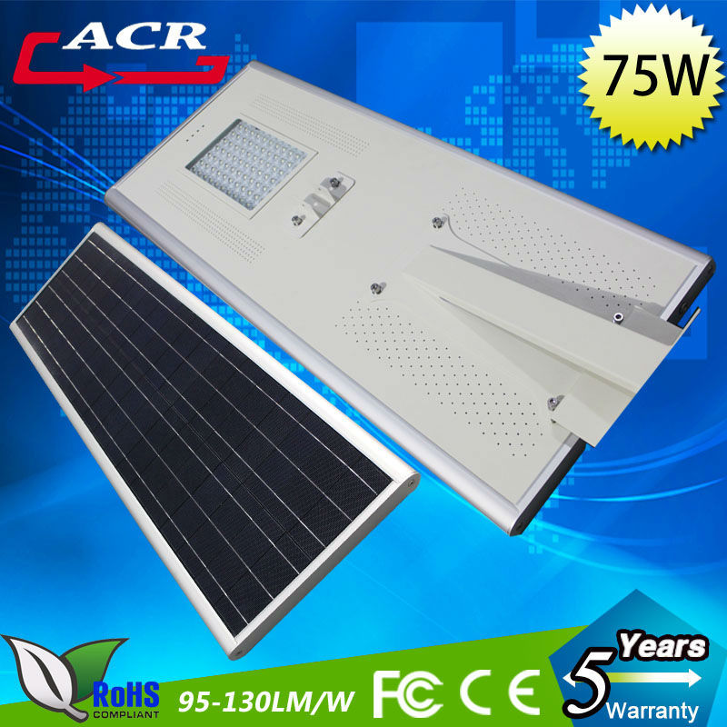 Automatically Activates Solar On-sale Waterproof Street Light Integrated Design