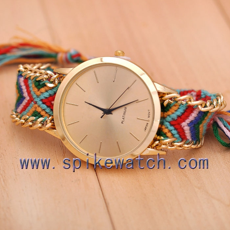 New Arrival String Strap & Alloy Case Featurely Watches For Ladies ...