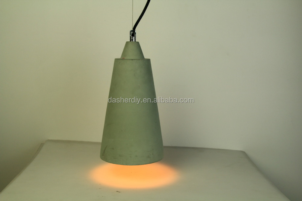 Commercial chandelier light hot selling modern concrete chandelier/lamps/lights with factory cheap price