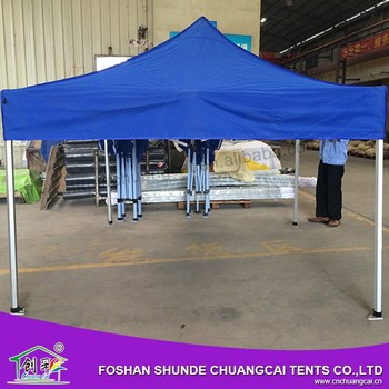 Cheap Folding Beach Tent Pop Up Gazebo 4x4 Hexagonal Tube