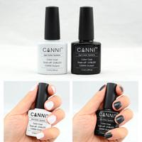 #30917J free sample CANNI black matte nail polish,207 colors