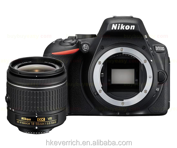 Wholesale New Nikon D5500 Digital SLR Camera Body & AF-P DX 18 ...