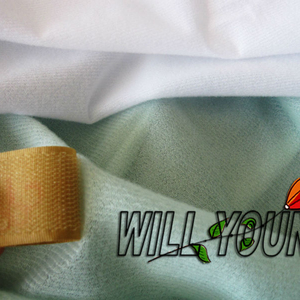 high quality vellutino fabric polyester warp-knitted brushed fabric 60gsm velcrability