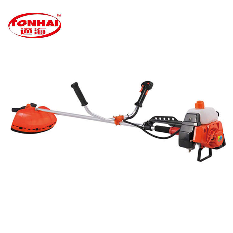 grass cutter TH-BC411 grass trimmer head for professional pruning brush cutter rental
