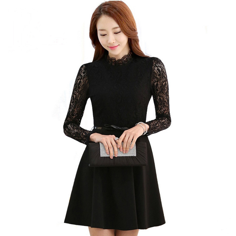 Women-Black-Sexy-Party-Dresses-2015-Holl