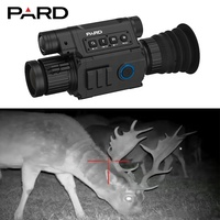 PARD NV008 Hunting Night Vision Rifle Scope 1080p infrared night vision riflescope