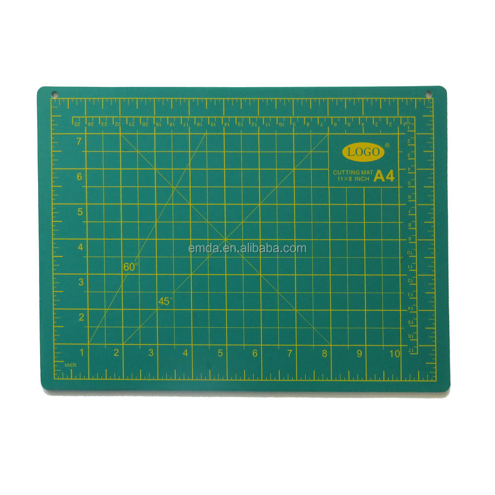 Flexible PVC cutting mats non slip cutting mats,cutting mats A4