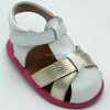 New arrival summer baby infant soft sole leather girl toddler sandals