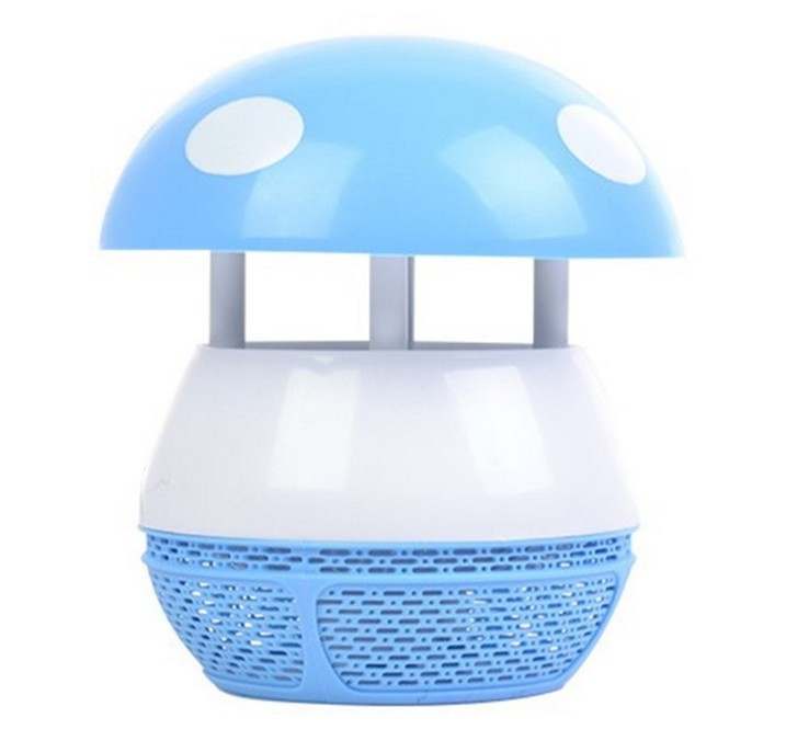 New USB charging LED mosquito killer desk lamp Photocatalyst device to kill mosquitoes