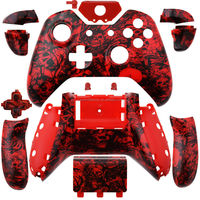 Hydro Dipped For Xbox Controller Xbox One Controller Shell Pattern ...