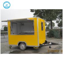 Multifunction food van caravan /food van trailer kebab /food van kitchen