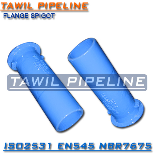 TAWIL ISO2531 300mm Ductile Iron Pipe Fitting K8 K9