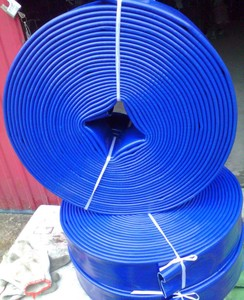 6 INCH PVC IRRIGATION LAY FLAT HOSE / WATER HOSE PIPE
