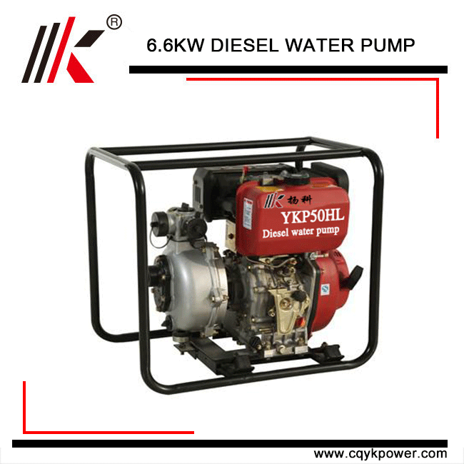 diesel engine fire pump for emergency situation used on ship / boat diesel engine water pump set
