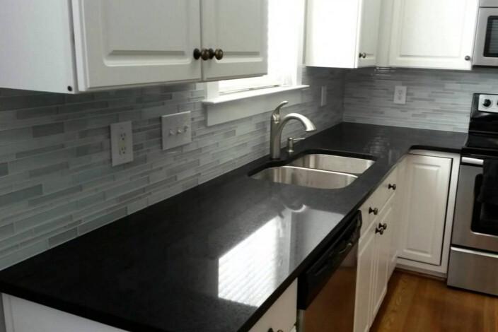 Fctory Price Granite Nero Assoluto Black Granite Zimbabwe