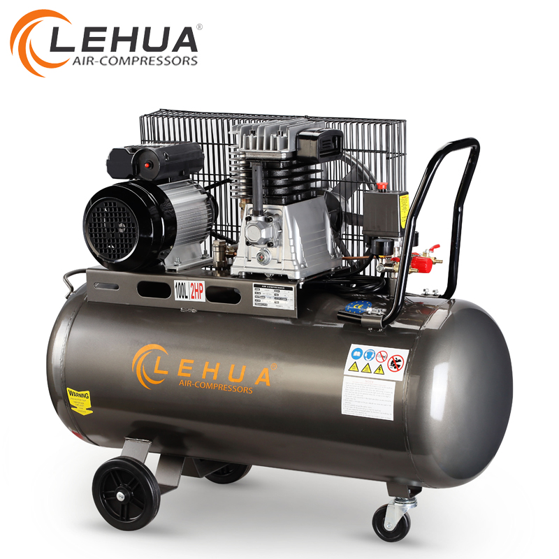 Hot Sale 100L 2HP Portable Italy type air compressor
