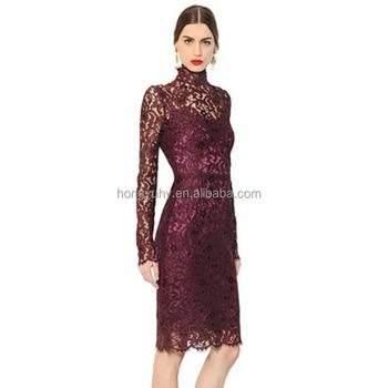 Kate Middleton Dress Plus Size Purple Lace Dress Winter Fashion ...
