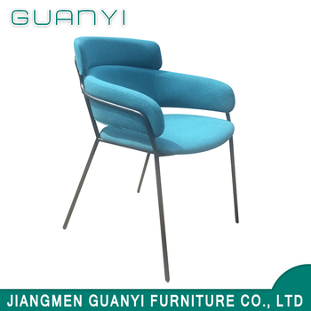 Furniture Pu Leather Dining Room Chairs