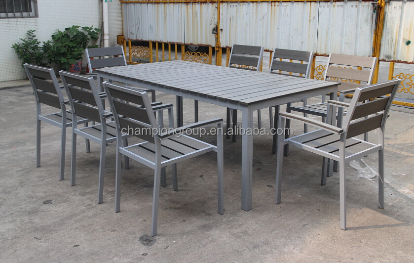 Extension Polywood Tables, Polywood Patio Table AS 3708 Set