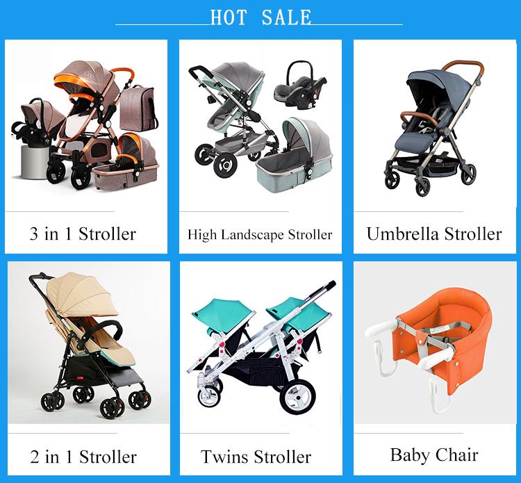 Bebek arabas 3 in 1 seyahat sistemi