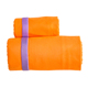 Custom Soft Micro Fiber Beach Sports Travel Towel Set with zipper pocket Fabric Roll Microfiber