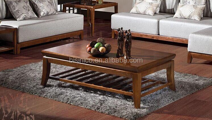 L\'asie Série Meubles Table Basse Salon Canapé Ensemble Correspondant Table  À Thé,Table Basse En Bois Massif (bf01-x1104) - Buy Table Basse D\'angle De  ...